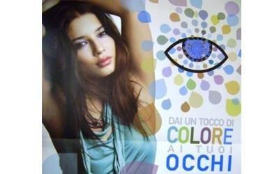 lenti a contatto colorate pisa