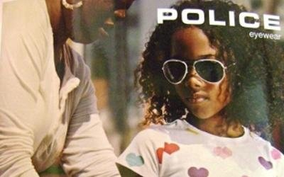 occhiali bambini police pisa