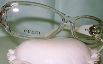occhiali trasparenti gucci pisa