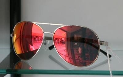 occhiale a specchio police pisa