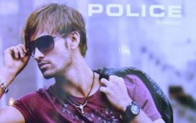 occhiali da sole uomo police pisa