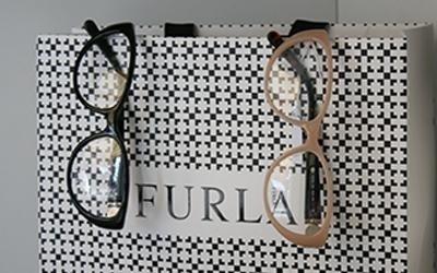 occhiali da donna furla pisa