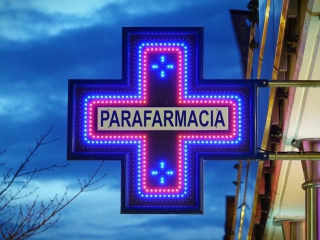 Neon parafarmacia
