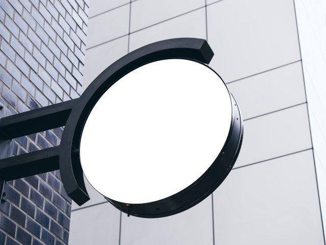 piastra rotonda luminosa