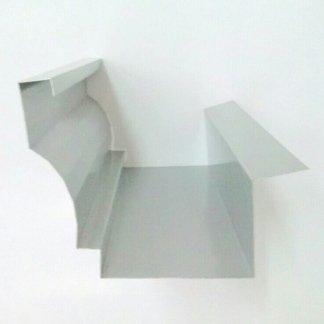 Mod. Egizia 38 in alluminio satinato