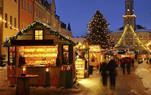 Special Christmas Markets