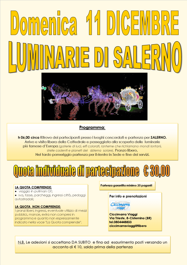 Salerno Lights