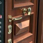 porta blindata dallo stile elegante