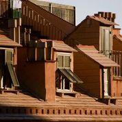esempio di finestra per facciata su tetto