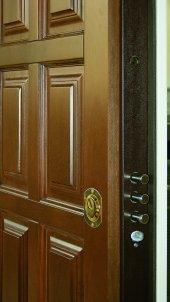 struttura serratura porta blindata