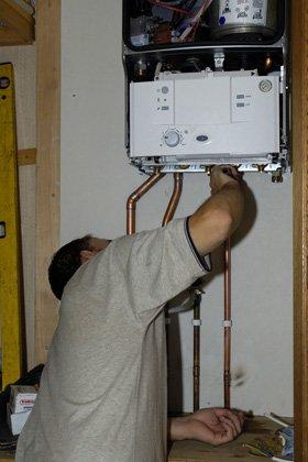 Heating - Shrewsbury, Minsterley, Hemford, Bishops Castle, Marton, Shropshire - Mike Lambert Plumbing & Heating - Heater