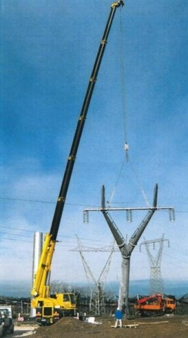 costruzione linee AT
