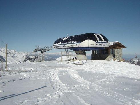 ski lift system