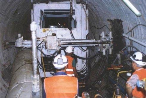 Consolidamento di tubazioni