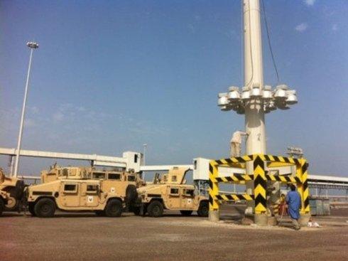 torre faro base militare
