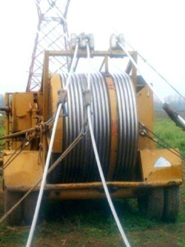 installazione linee alta tensione