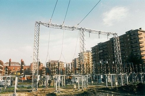 Remote-control substations
