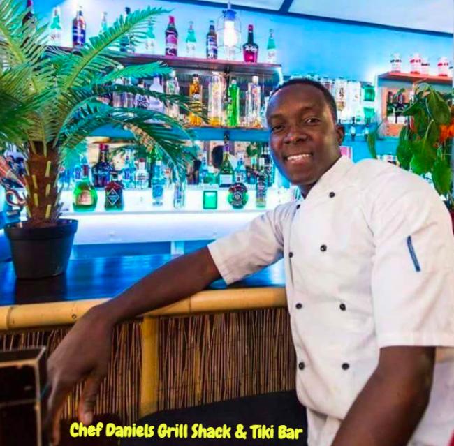 Chef Daniels
