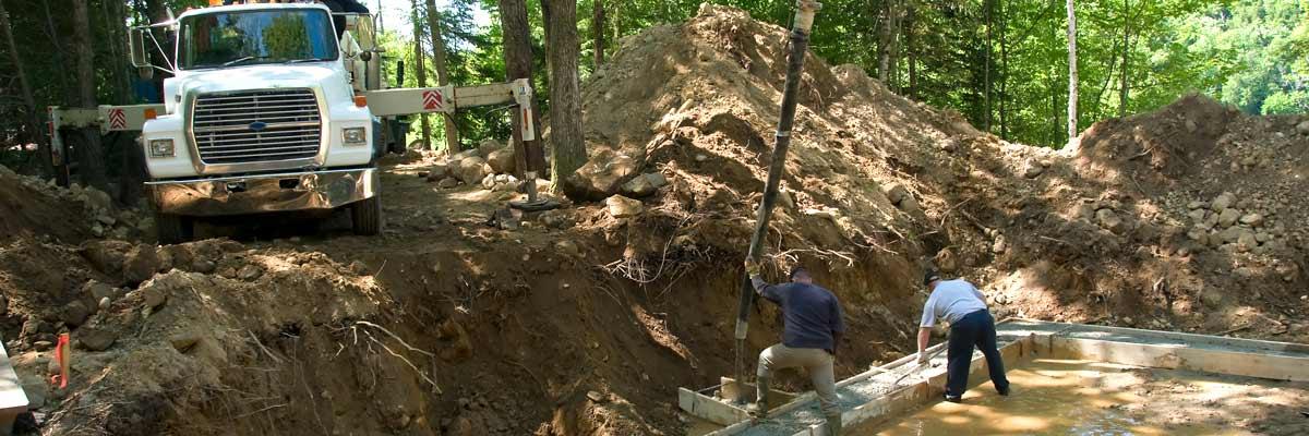 di prinzio concreting pty ltd construction site