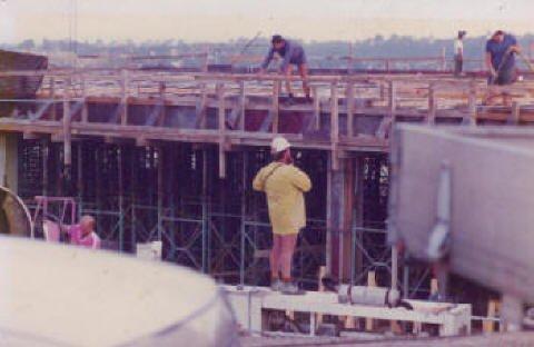 di prinzio concreting pty ltd hospital construction