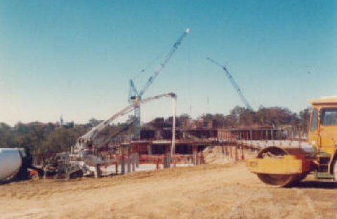 di prinzio concreting pty ltd hospital construction process