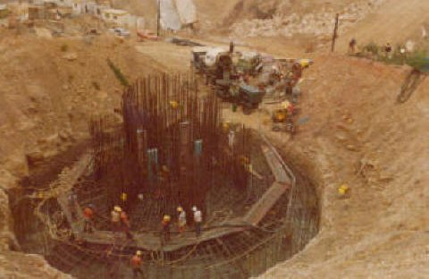 di prinzio concreting pty ltd lockstock dam