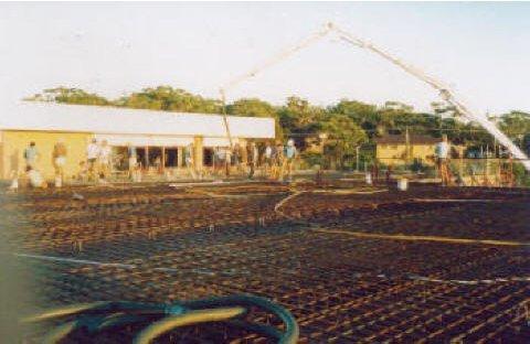 di prinzio concreting pty ltd building extension