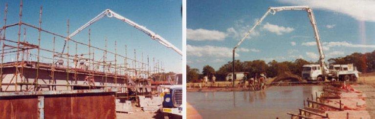 di prinzio concreting pty ltd largest project