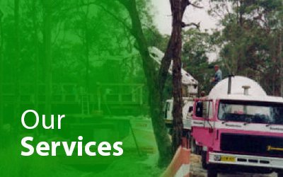 di prinzio concreting pty ltd concrete services truck