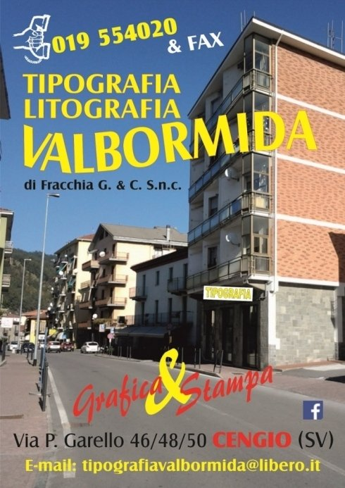 Tipografia Valbormida di Mirco Fracchia