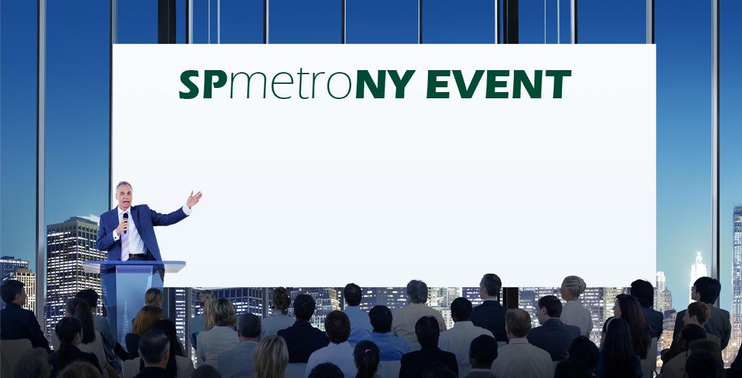 SPmetroNY Event