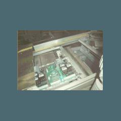 saldatura schede elettroniche