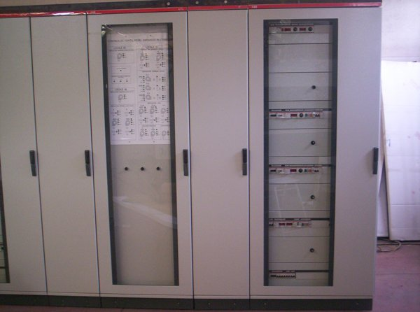 cabina elettrica