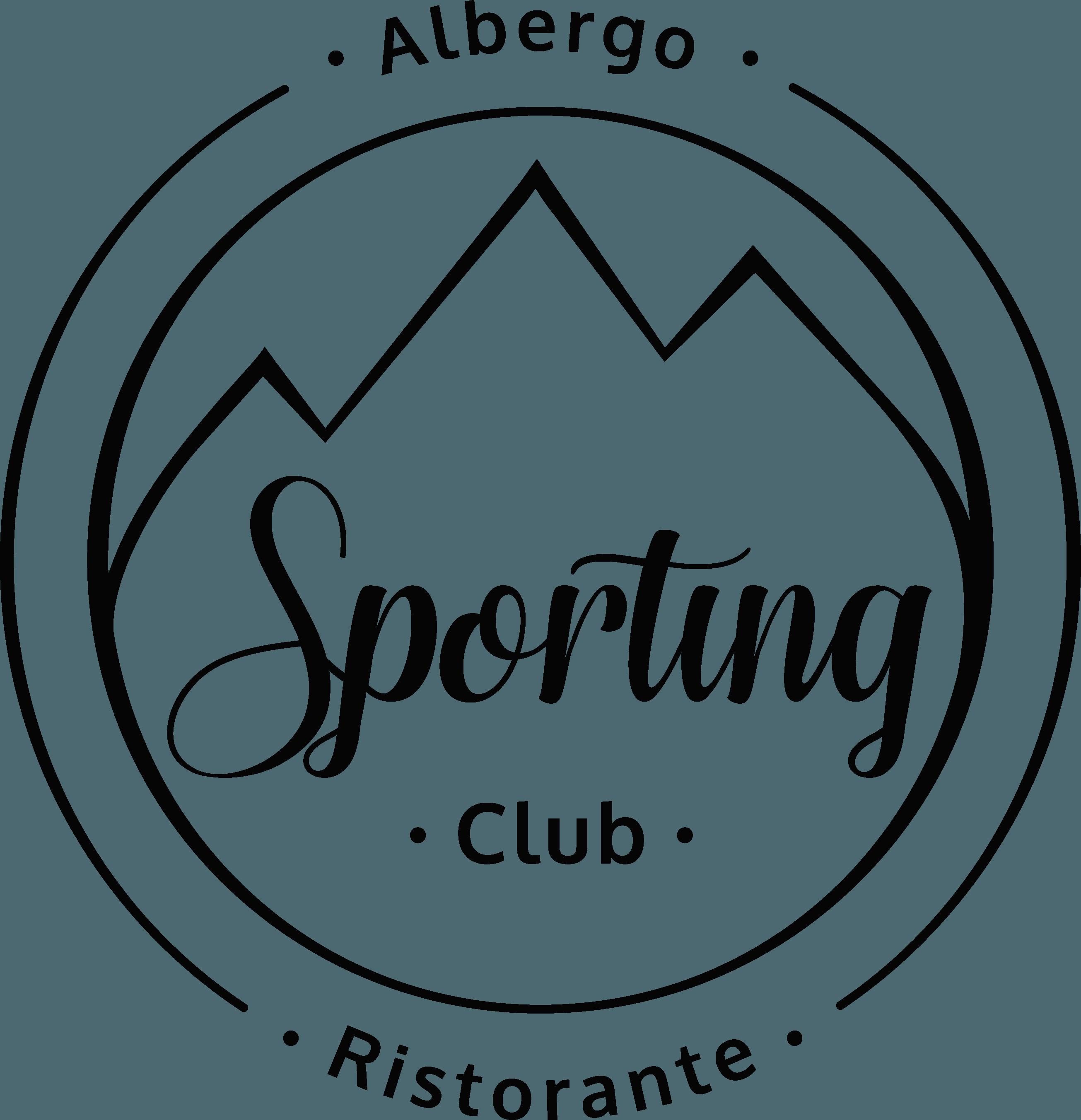 ALBERGO RISTORANTE SPORTING CLUB - LOGO