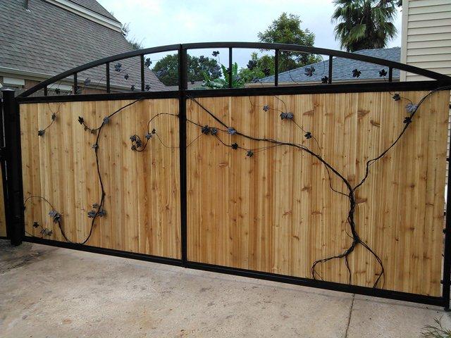 Wrought Iron Fence Katy, TX & Houston, TX