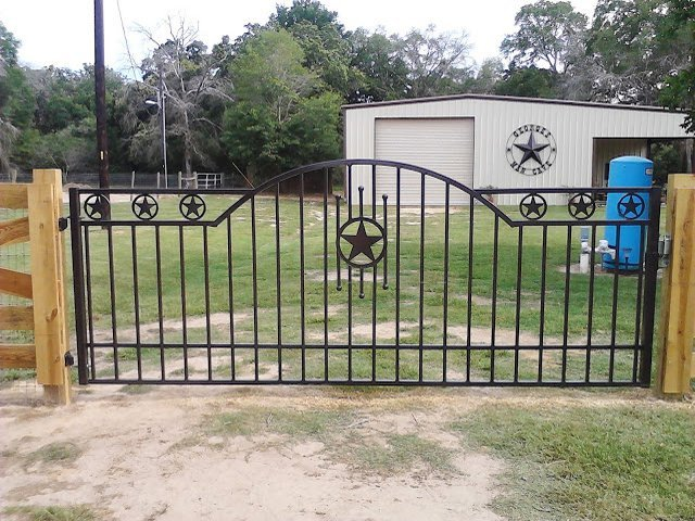Driveway Gates Houston, TX