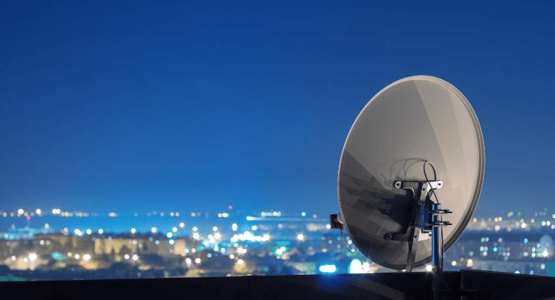 antenne TV e parabola satellitare per la televisione