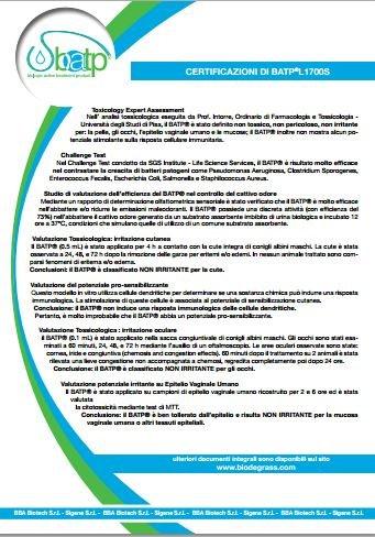 certificazioni di batp