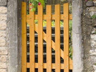 Garden gate, Garden Supplies, fencing, decking, sheds, landscaping, decking, Swansea