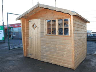 Garden sheds, gazebos, shed, kennel, play house, garden building and swansea