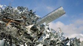preparazione rifiuti ferrosi