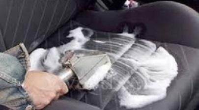 Sanificazione interno vetture