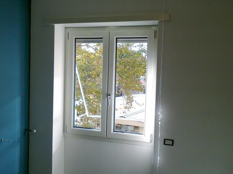 finestre in legno e PVC su misura