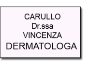 CARULLO dott.ssa Vincenza