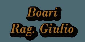 Boeri Rag. Giulio