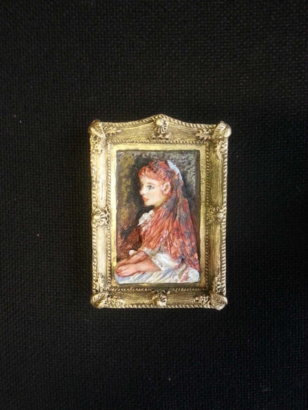 Promozionali - Renoir - M.lle Irene