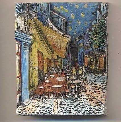 Promozionali - Van Gogh - Terrazza del Bar