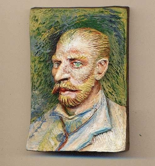 Promozionali - Van Gogh - Autoritratto