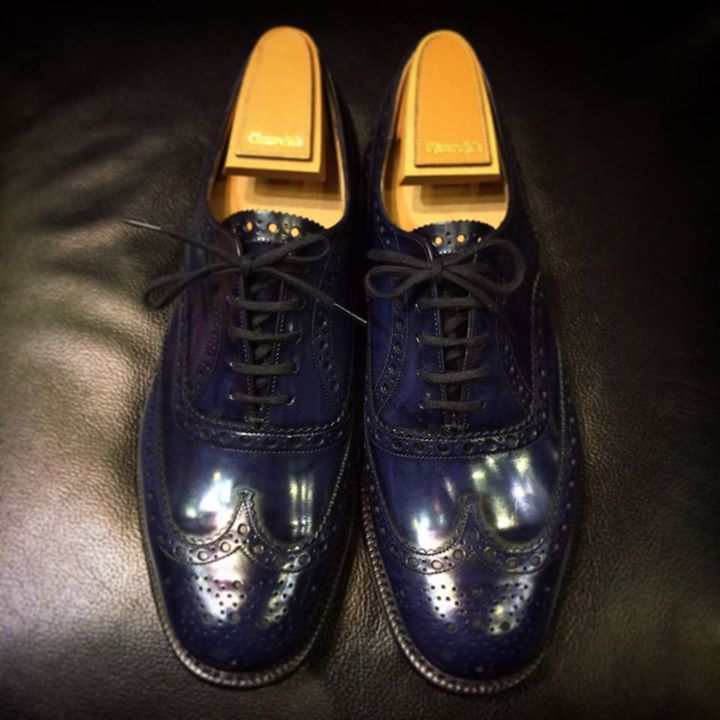 scarpe da uomo nere