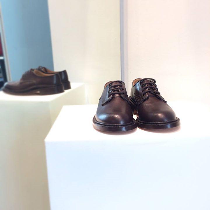 un paio di scarpe da uomo